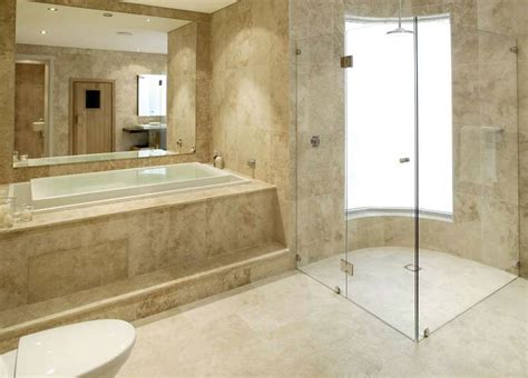 best type of flooring for bathroom spoilt for choice 5 modern types of bathroom flooring