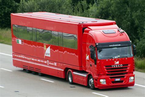 ferrari f1 factory used trailer hospitality ex ferrari f1 factory paddock 42