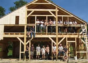 new hampshire lakes region equipment barn With build a barn llc
