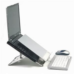 ergo q ultra portable laptop stand by bakker elkhuizen With laptop document holder