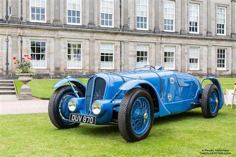 Motoring Royality In Edinburgh