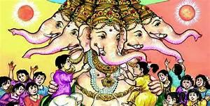 Pancha Ganapati - The Family Festival of Giving - Vishnu
