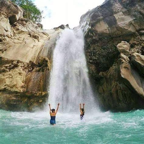 Mangku Sakti Waterfall via @diinda_ayudia - idbackpacker.com