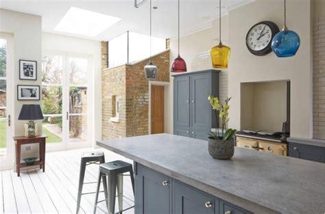 refaire un plan de travail cuisine beton pour plan de travail cuisine maison design bahbe com
