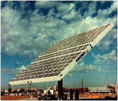 Технические требования предъявляемые системой АФЭУ к датчику положения Солнца следующие