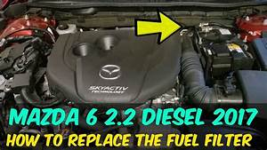 Kraftstofffilter Mazda 5 Wechseln  U2013 Moto