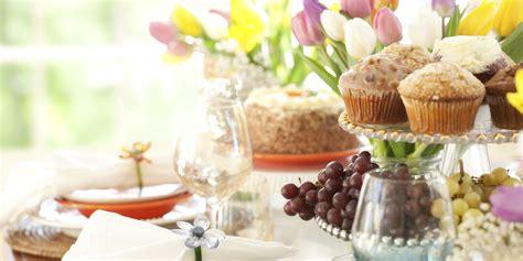 easter entertaining checklist  simple food  decor