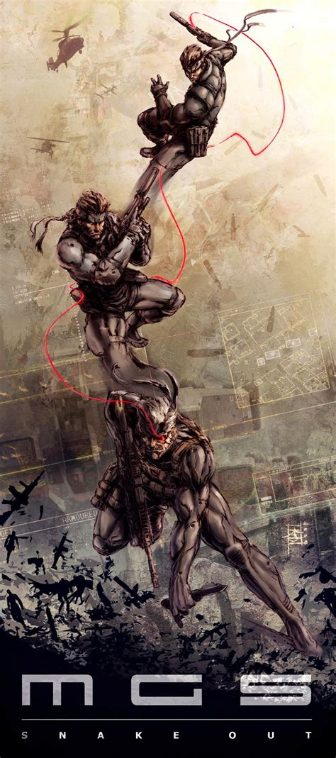 25 Best Ideas About Metal Gear Solid Series On Pinterest