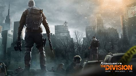 bureau gaming tom clancy 39 s the division wallpapers hd wallpapers