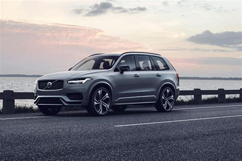 Volvo Xc90 2020 Model by 2020 Volvo Xc90 Unveiled With Formula 1 Technology Carbuzz