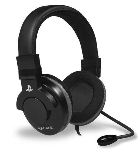 bestes headset ps4 ps4 stereo gaming headset pro 4 kaufen primalgames de
