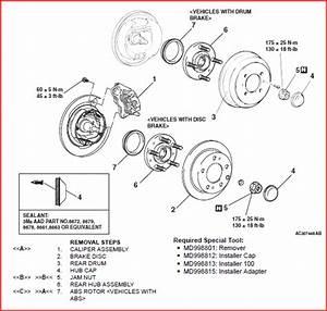 Lancer 5-lug  U0026 Rear Disc Conversion Part List