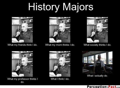 history majors  people