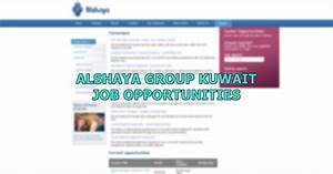 Alshaya Kuwait Job Openings July 2018   Kuwait OFW