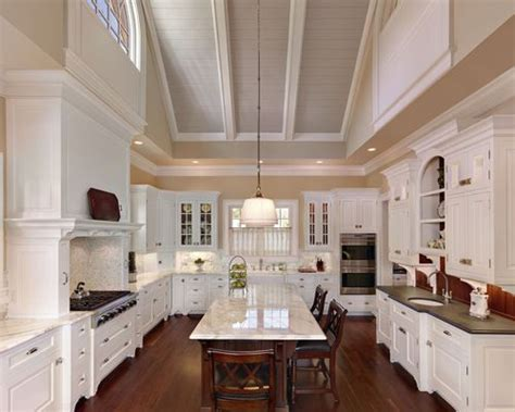kitchen cabinets vaulted ceiling vaulted ceiling kitchen houzz 6439