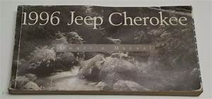 1996 Jeep Cherokee Owners Manual Guide Se Classic Sport