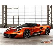 Cars Master Zone McLaren M7GT Concept