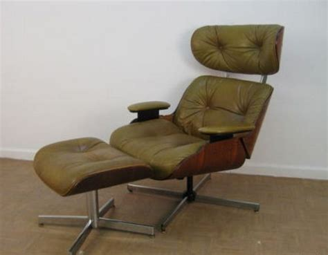 eames lounge chair knock