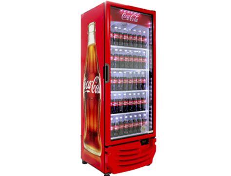 coca cola kühlschrank groß coca cola stellt millionstes fckw freies k 252 hlger 228 t auf informationsportal industrieller
