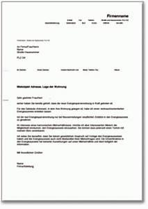Mietvertrag Vorlage 2015 : anschreiben mit informationen ber energieausweis an mieter ~ Eleganceandgraceweddings.com Haus und Dekorationen
