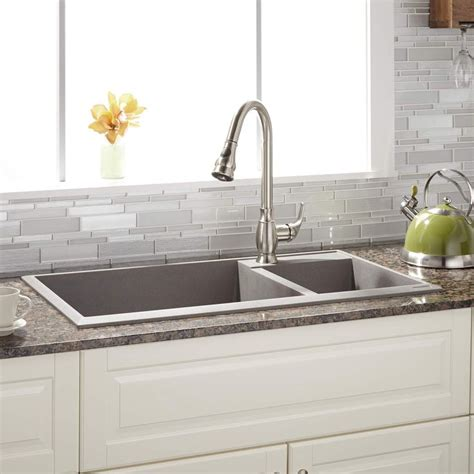 Composite Kitchen Sinks by 25 Best Ideas About Granite Composite Sinks On