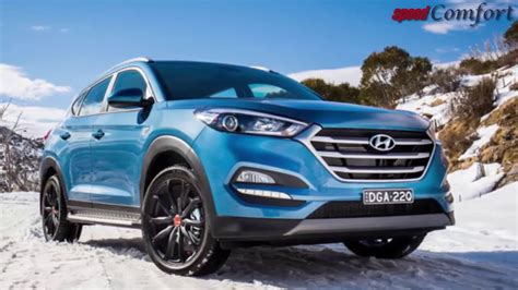Hyundai Tucson Modification 2019 hyundai tucson the next styling modifications