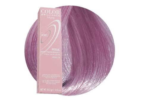 Ion Color Brilliance Brights Hair Color Review
