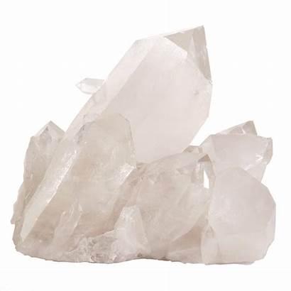 Quartz Clear Stone Healing Transparent Crystal Crystals