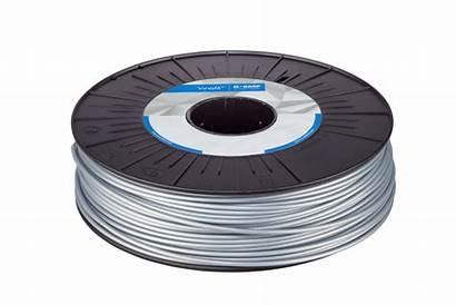 Abs Silver 75mm 750gr Material 3d Filament