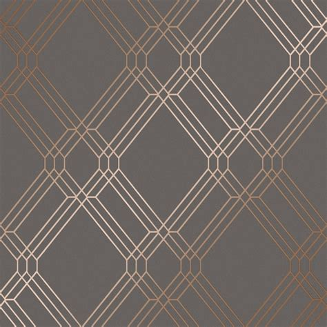 love wallpaper filigree geometric wallpaper charcoal