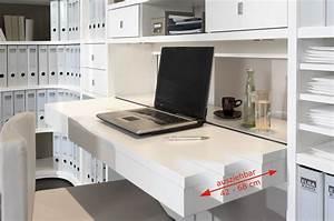 Ikea Regal Mit Schreibtisch : schreibtisch regal kombination hause deko ideen ~ Michelbontemps.com Haus und Dekorationen