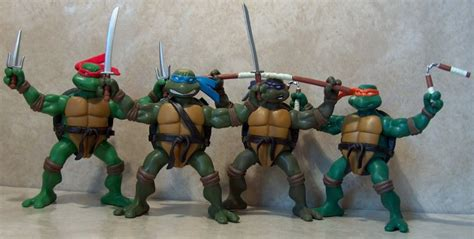 tmnt shell astic turtles review