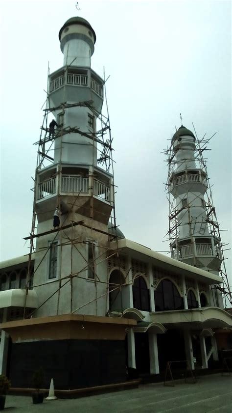 melayani jasa pengecatan bangunan masjid