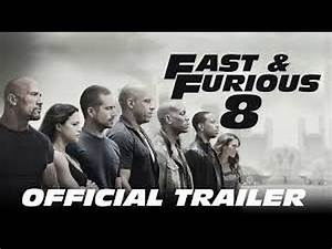 Fast And Furious F8 : fast and furious 8 the fate of the furious official trailer teaser 2017 vin diesel f8 movie hd ~ Medecine-chirurgie-esthetiques.com Avis de Voitures