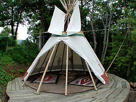 tipi interiors nomadics tipi makers