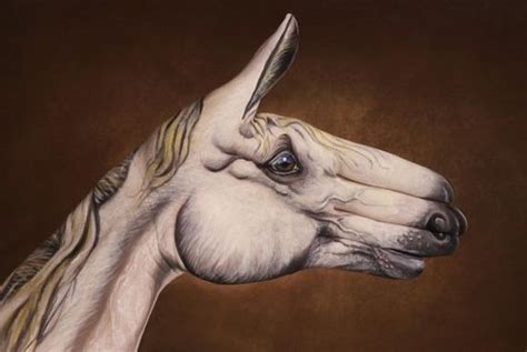 Hand Painting Art By Guido Daniele Noupe