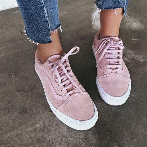 Dusty Pink Vans old school (Instagram @sasimb)   Shoes   Pinterest   Pink vans Dusty pink and Vans