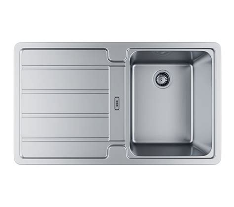 small kitchen sinks uk franke hydros hdx 614 stainless steel 1 0 bowl kitchen 5505