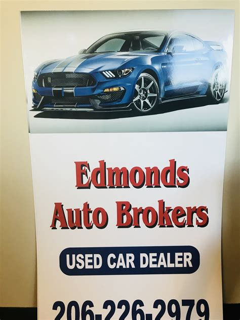 edmonds auto brokers lynnwood wa read consumer reviews