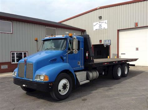 2001 kenworth for sale 2001 kenworth t300 heavy duty cab chassis truck for sale