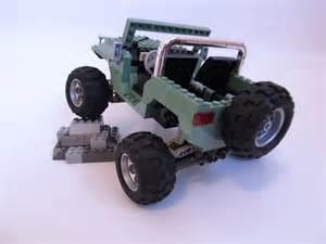 4x4 LEGO Truck Instructions