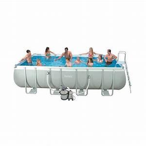 Intex Frame Pool 549x274x132 : intex 28352gs swimming pool ultra frame 549x274x132 cm ~ Yasmunasinghe.com Haus und Dekorationen