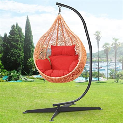 Hammock Chair C Stand by World Pride C Stand Solid Steel Construction For Hammock