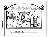 Abat Lampshade Uptoten Boowa Kwala Coloringpages sketch template