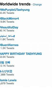 Fans Celebrate Birthday Of BTS's V With Lots Of Worldwide ...