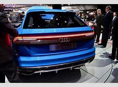 2018 Audi Q8 Concept shows off hybrid powertrain