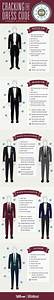 Formal Dress Codes For Men | Guide & Infographic - The ...