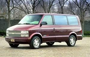 1996 Chevrolet Astro - Overview