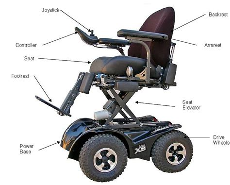 x8 all terrain 4x4 magic power chair top mobility