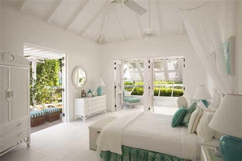 Bedroom : $ Million Antigua Mansion On Jumby Bay For Sale